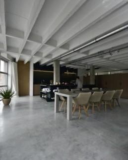 Van Rooy betonvloeren, woning