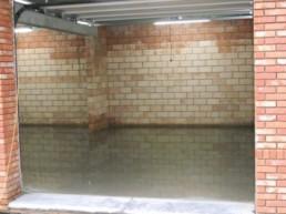 Betonvloer voor bedrijf