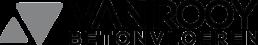 Van Rooy Betonvloeren logo